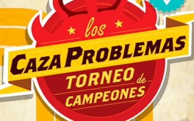 Cazaproblemas 1 - Torneo de campeones