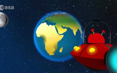 ESA - Paxi: el sistema solar
