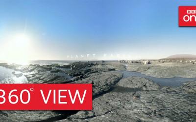 BBC Planet Earth II Islas Galápagos