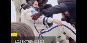 Nat Geo - Un año en el espacio