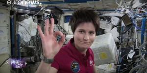 ESA - Columbus celebra sus 10 años en el espacio