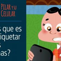Imagen de Pilar y su celular: Episodio 10 - ¿Crees que es fácil describir y etiquetar a otras personas?