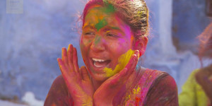 BBC Planet Earth II Holi Festival