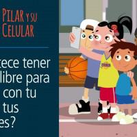 Imagen de Pilar y su celular: Episodio 9 - ¿Sabes poner en marcha tu celular y disfrutar?