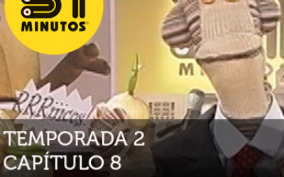 31 Minutos temporada 2 episodio 8