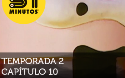 31 Minutos temporada 2 episodio 10