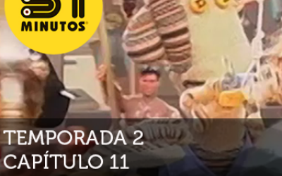 31 Minutos temporada 2 episodio 11