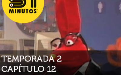 31 Minutos temporada 2 episodio 12
