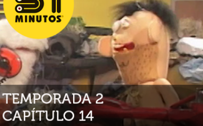 31 Minutos temporada 2 episodio 14