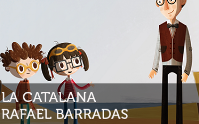 Los Artistonautas: Rafael Barradas - La catalana