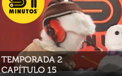 31 Minutos temporada 2 episodio 15