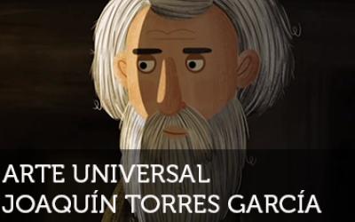 Los Artistonautas: Joaquín Torres García - Arte Universal
