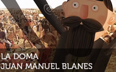 Los Artistonautas: Juan Manuel Blanes - La doma