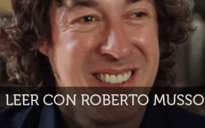 Te invito a leer conmigo: Roberto Musso