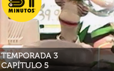 31 Minutos temporada 3 episodio 5