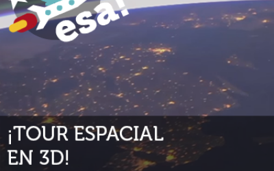 Tour espacial en 3D