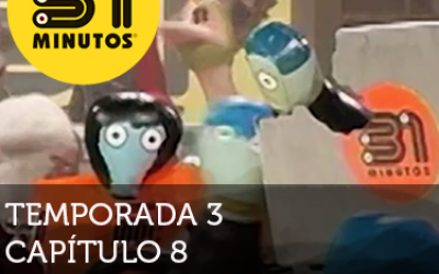 31 Minutos temporada 3 episodio 8