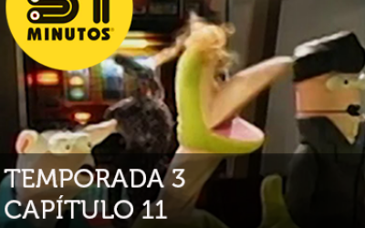 31 Minutos temporada 3 episodio 11