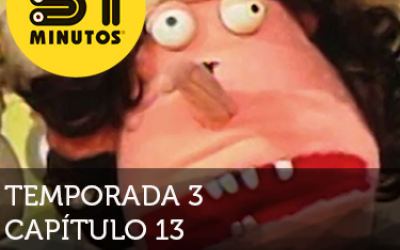 31 Minutos temporada 3 episodio 13