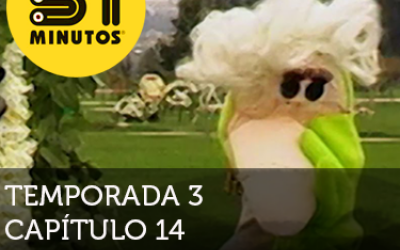 31 Minutos temporada 3 episodio 14