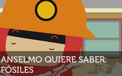 Anselmo Quiere Saber Capitulo FOSILES