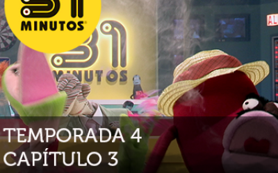 31 Minutos temporada 4 episodio 3