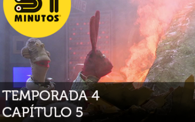 31 Minutos temporada 4 episodio 5
