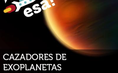 Cazadores de exoplanetas
