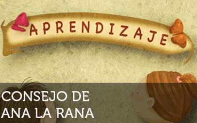 Ana la Rana: Aprendizaje