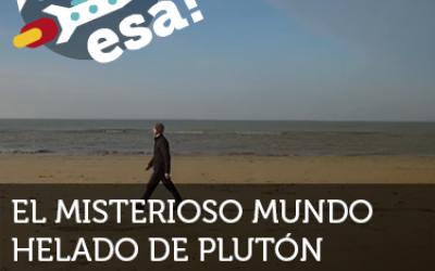 El misterioso mundo helado de Plutón