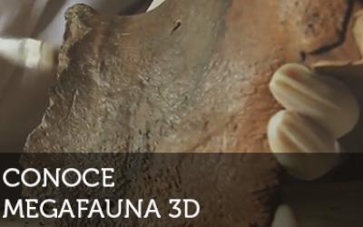 Conoce Megafauna 3D