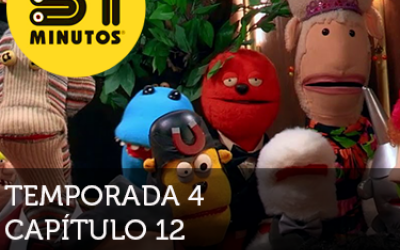 31 Minutos temporada 4 episodio 12