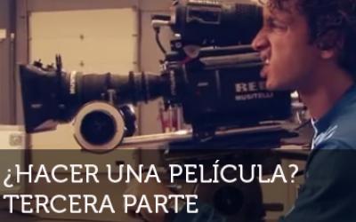 ¡Neurona!: ¿Cómo se hace una película? 3
