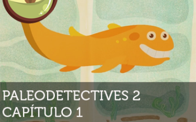 Paleodetectives 2: Episodio 1 - ¿Quién es ese viejo barbudo?