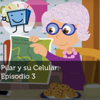 Imagen de Pilar y su celular: Episodio 3 - Dos maneras de saber hacer
