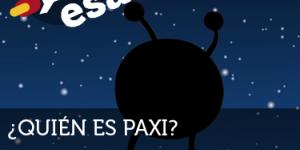 ESA: ¿Quién es Paxi?