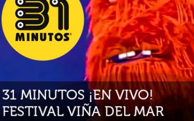 31 Minutos - Viña del Mar 2013