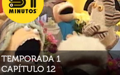 31 Minutos temporada 1 episodio 12