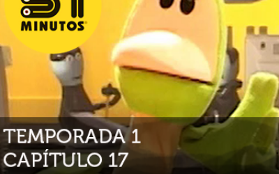 31 Minutos temporada 1 episodio 17