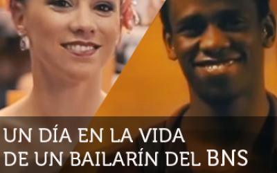 Un día en la vida de un bailarín BNS