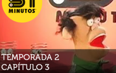 31 Minutos temporada 2 episodio 3