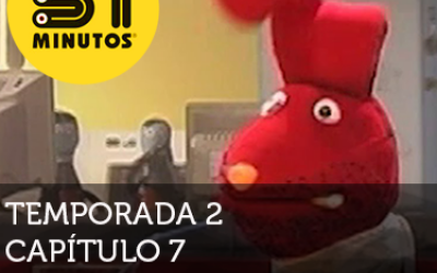 31 Minutos temporada 2 episodio 7
