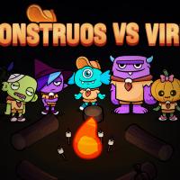 Imagen de Monstruos vs Virus