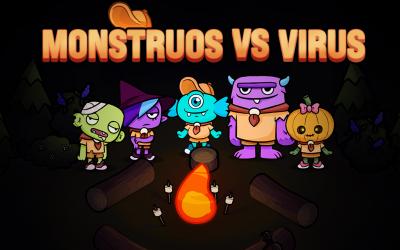 Monstruos vs Virus